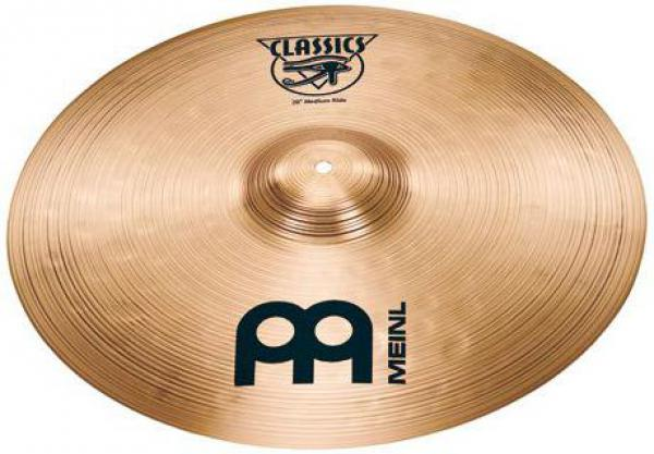 Ride cymbal Meinl Ride Classics Medium - 22 inches
