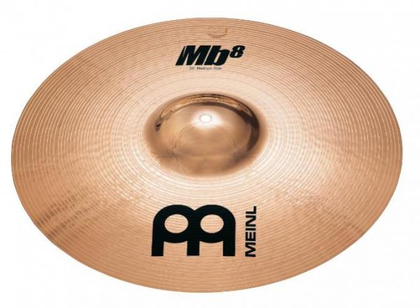 Ride cymbal Meinl MB8 Medium Ride 20