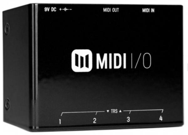 Midi interface Meris MIDI I/O Pedal Interface