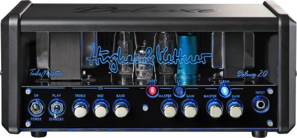 Electric guitar amp head Hughes & kettner Tubemeister Deluxe 20