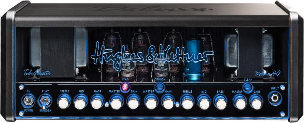Electric guitar amp head Hughes & kettner Tubemeister Deluxe 40