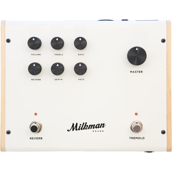 Electric guitar preamp Milkman THE AMP