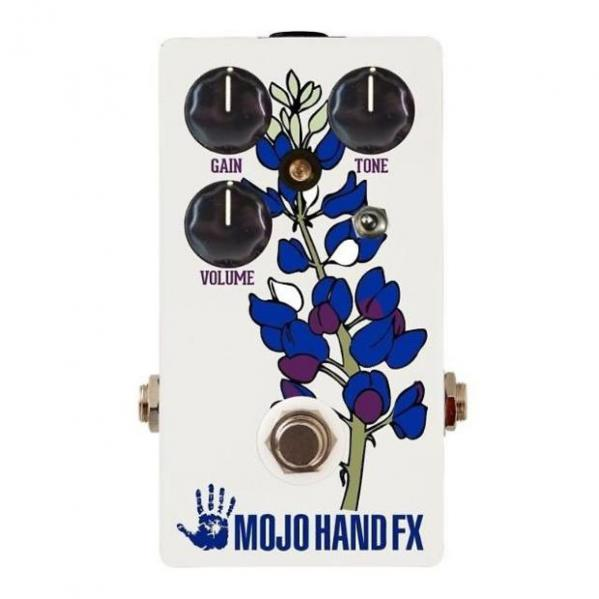 Overdrive, distortion & fuzz effect pedal Mojo hand fx Bluebonnet Special