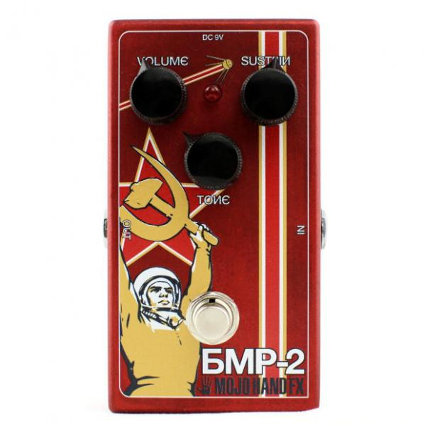 Overdrive, distortion & fuzz effect pedal Mojo hand fx BMP-2