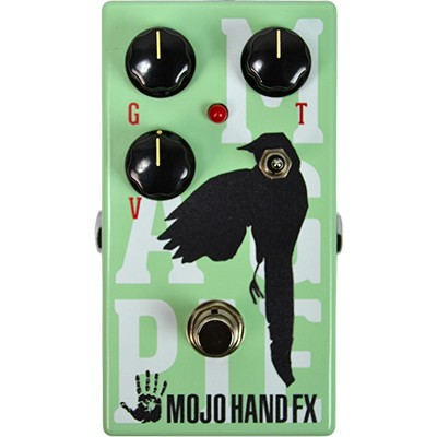 Overdrive, distortion & fuzz effect pedal Mojo hand fx Magpie