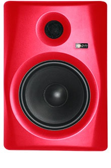 Active studio monitor Monkey banana Gibbon8 Red - One piece