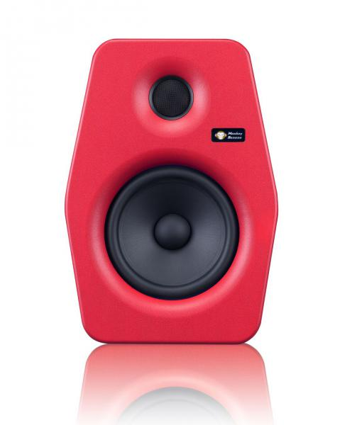 Active studio monitor Monkey banana Turbo 6 Red - One piece