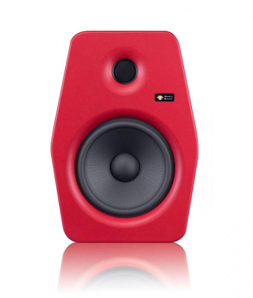 Active studio monitor Monkey banana Turbo 8 Red - One piece
