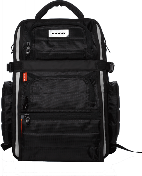 Dj gigbag Mono EFX-FLY-BLK Black FlyBy Backpack
