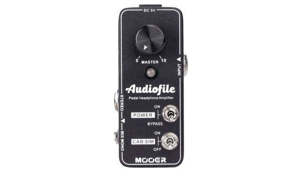 Mooer AUDIOFILE Preampli Casque