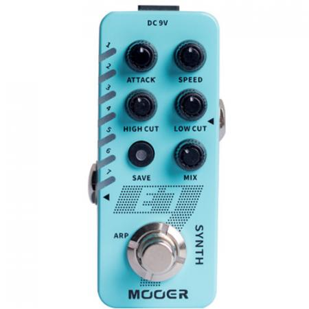 Guitar synthesizer Mooer E7 SYNTH