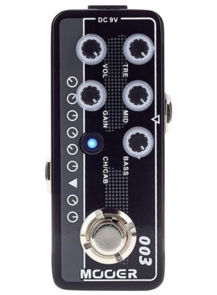Electric guitar preamp Mooer Micro Preamp 003 Power-Zone