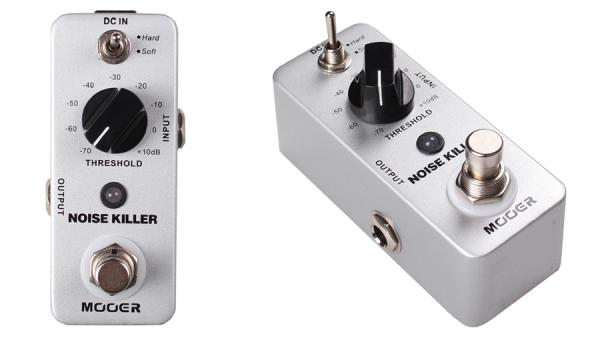 Compressor, sustain & noise gate effect pedal Mooer Noise Killer