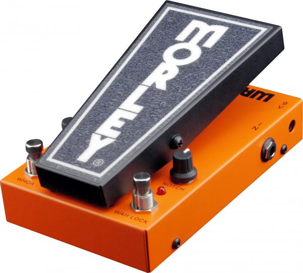 Wah & filter effect pedal Morley 20/20 Wah Lock