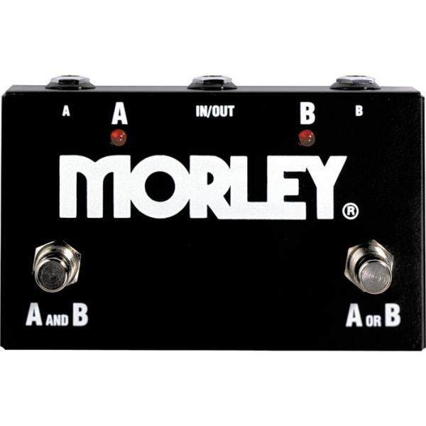 Switch pedal Morley ABY