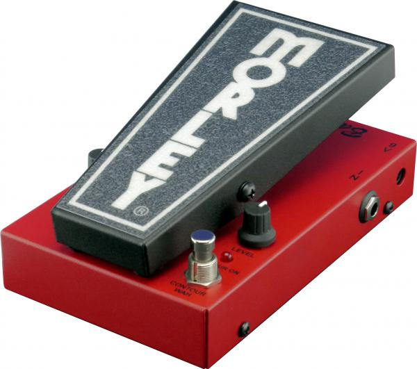 Wah & filter effect pedal Morley 20/20 Bad Horsie Wah