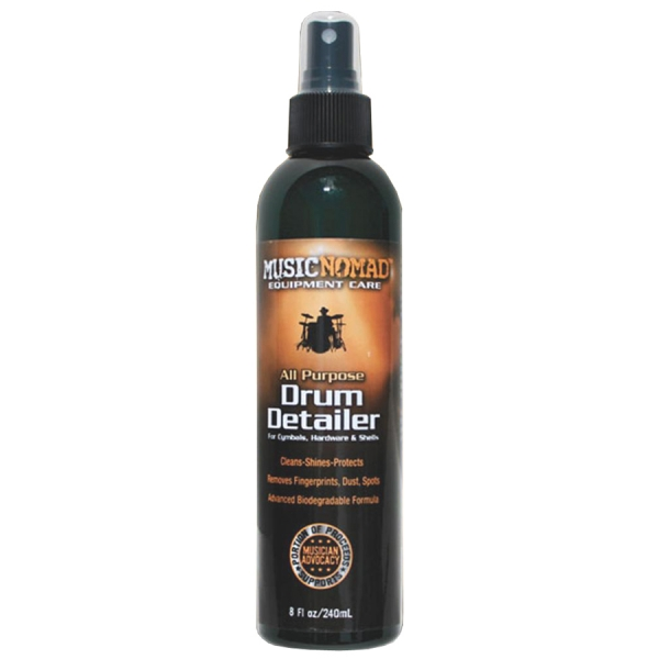 Care & cleaning Musicnomad Drum Detailer Drum Cleaner