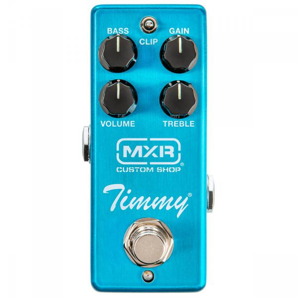 Overdrive, distortion & fuzz effect pedal Mxr CSP027 Timmy Overdrive