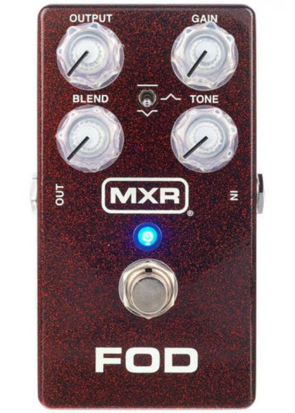Overdrive, distortion & fuzz effect pedal Mxr FOD Drive M251