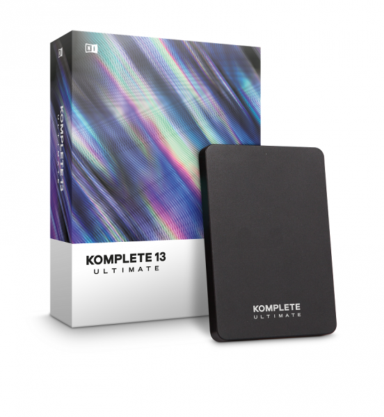Sound bank Native instruments Komplete 13 Ultimate