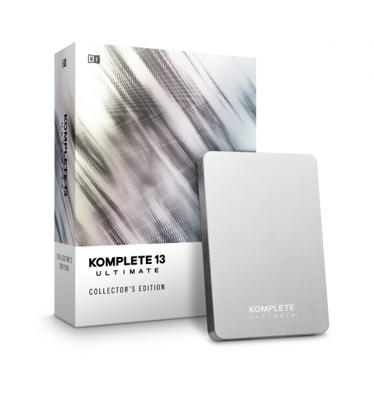 Sound bank Native instruments KOMPLETE 13 ULTIMATE COLLECTORS EDITION UPD