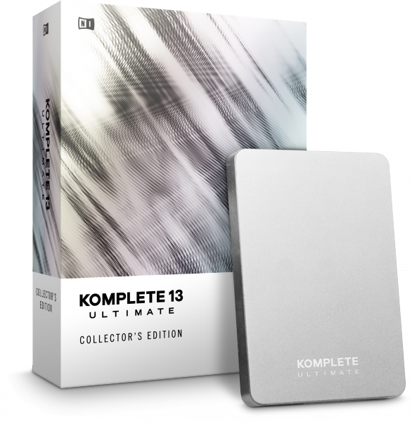 Sound bank Native instruments KOMPLETE 13 ULTIMATE Collectors Ed  UPG K9-13