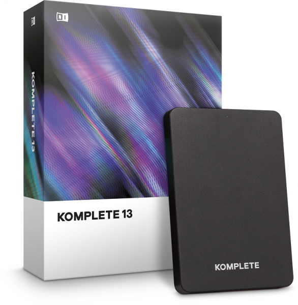 Sound bank Native instruments Komplete 13 Ultimate Upg K9-13