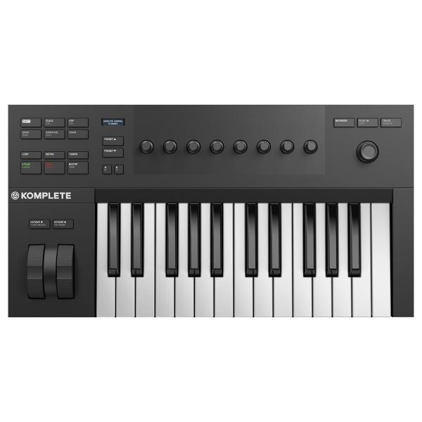 Controller-keyboard Native instruments Komplete Kontrol A25