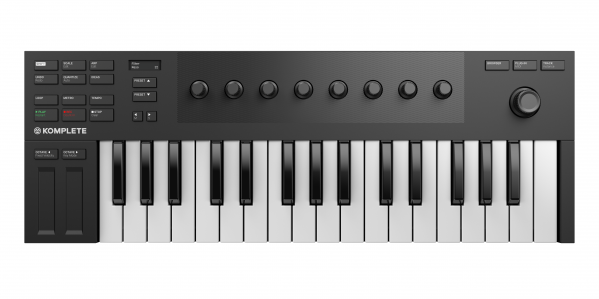 Controller-keyboard Native instruments Komplete Kontrol M32