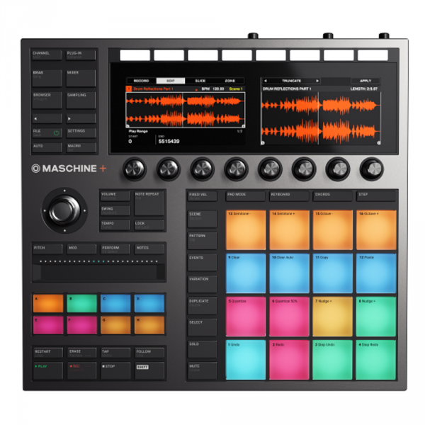 Daw controller Native instruments MASCHINE +