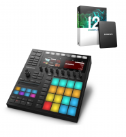 Dj controller Native instruments Maschine MK3 + Komplete 12 Upgrade (depuis Komplete 12 Select)