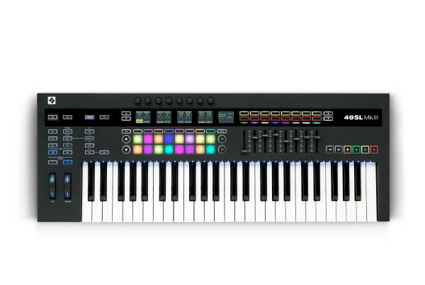 Controller-keyboard Novation 49SL MK3
