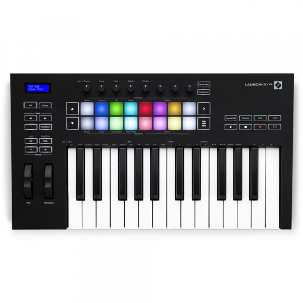 Controller-keyboard Novation Launchkey 25 MK3