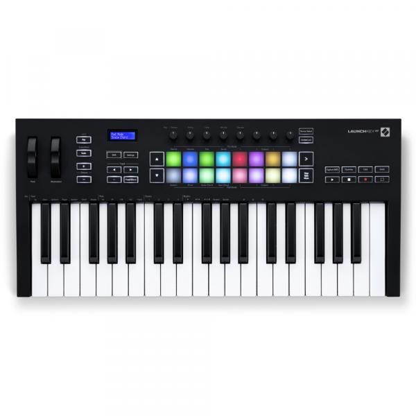 Controller-keyboard Novation Launchkey 37 MK3
