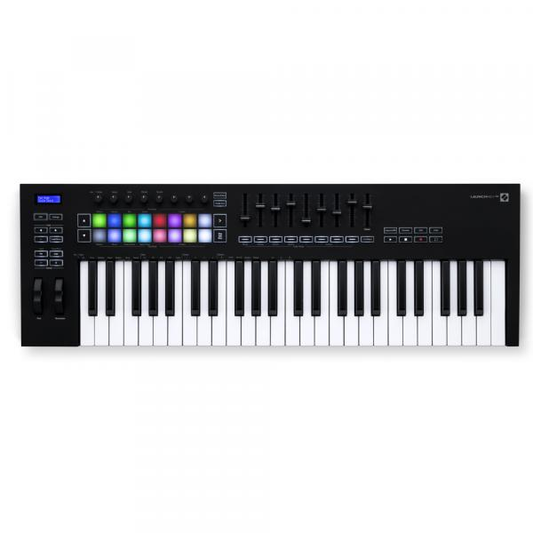 Controller-keyboard Novation Launchkey 49 MK3