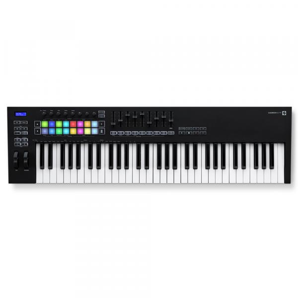 Controller-keyboard Novation Launchkey 61 MK3
