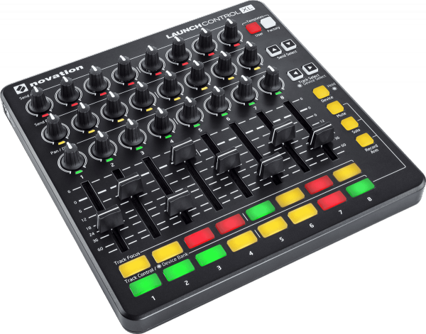 Daw controller Novation Launch Control XL Black