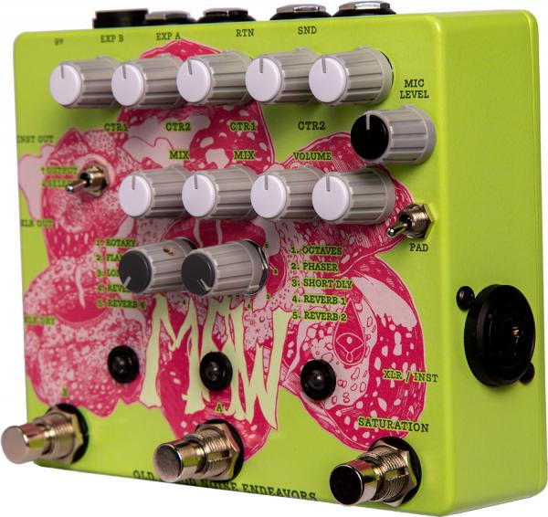Effects processor  Old blood noise Maw XLR
