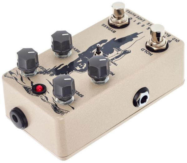 Reverb, delay & echo effect pedal Old blood noise Procession Reverb