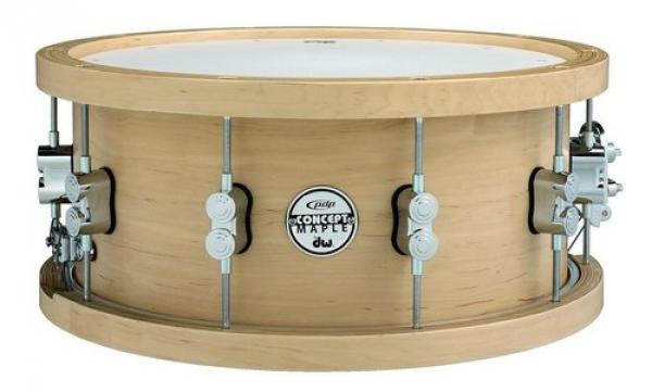 Snare drums Pdp CONCEPT THICK WOOD HOOP 14 - Natural