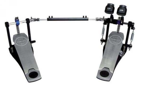 Bass drum pedal Pdp DOUBLE CONCEPT