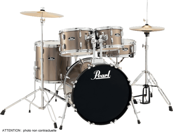Fusion drum kit Pearl Roadshow RS505CC-707 Fusion 20