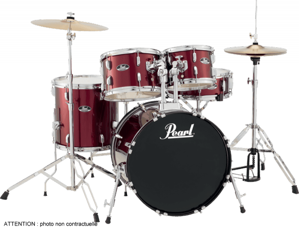 Fusion drum kit Pearl Roadshow RS505CC-91 Fusion 20
