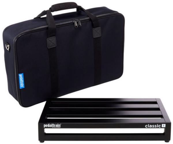 Gigbag for effect pedal Pedal train Classic 1 SC (Soft Case)