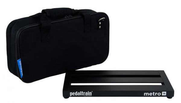 Gigbag for effect pedal Pedal train Metro 16 SC (Soft Case)