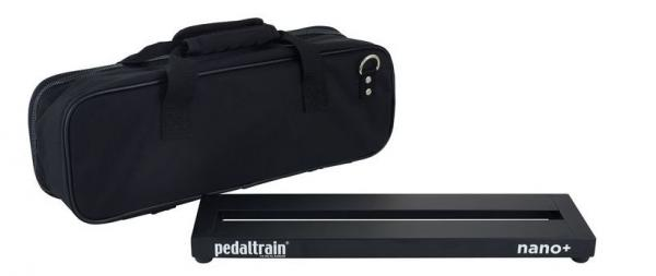 Gigbag for effect pedal Pedal train Nano+ SC (Soft Case)