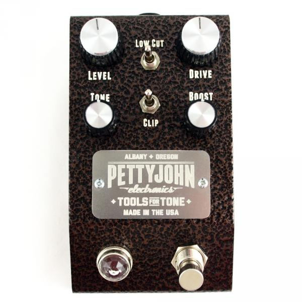 Overdrive, distortion & fuzz effect pedal Pettyjohn electronics Chime Overdrive