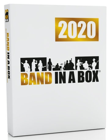 Sound bank Pg music Band In A Box Pro 2020 MAC