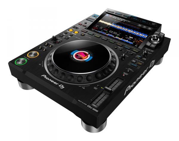 Mp3 & cd turntable Pioneer dj CDJ 3000
