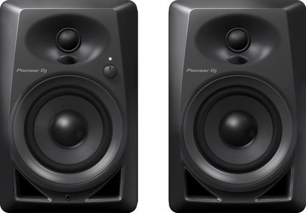 Active studio monitor Pioneer dj DM-40 - One pair